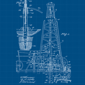 Blueprint Oil Maps
