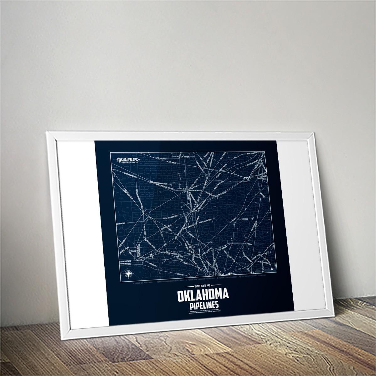 Oklahoma Oil & Gas Pipeline Blueprint