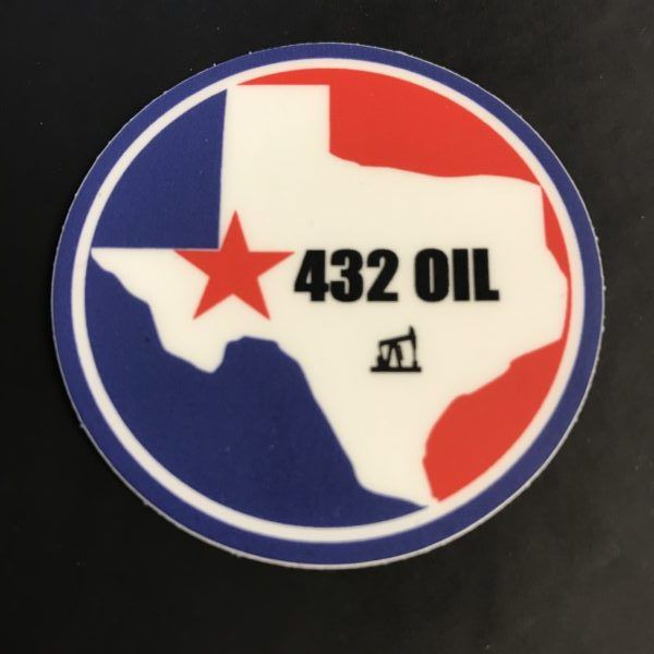 Oil Decal